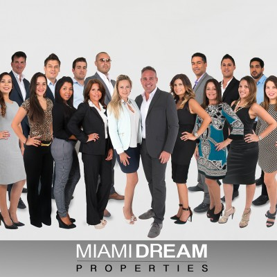 Miami Dream Properties for Talent Nation USA