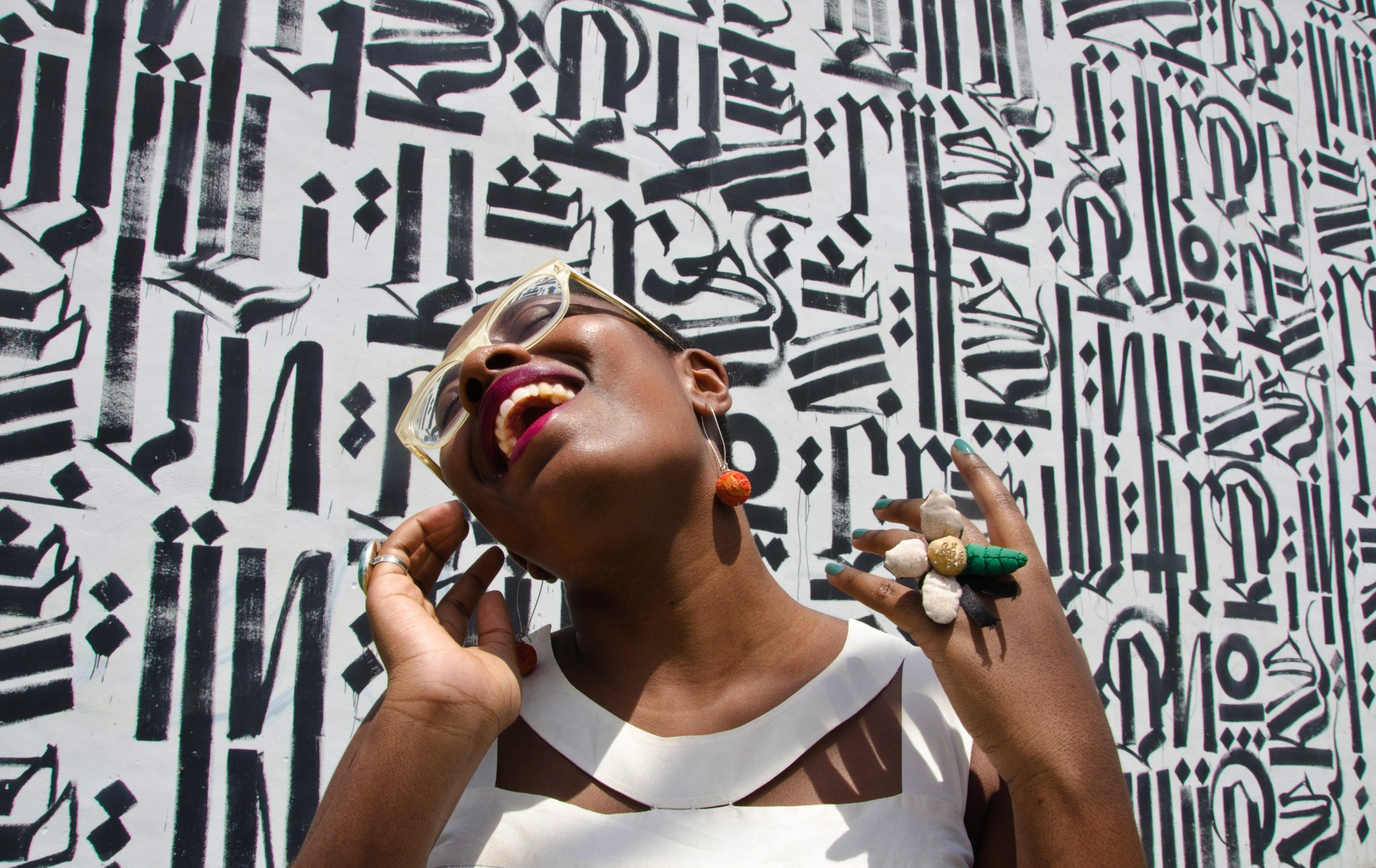 Cecile McLorin Salvant, professional jazz vocalist. - NYC Photographer (C) Max Reed