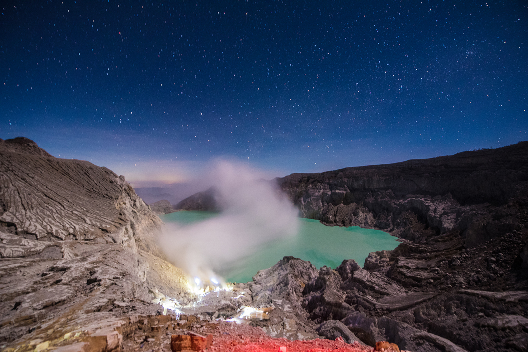 Indonesia-Ijen - NYC Photographer ©Max Reed